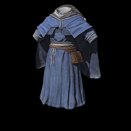 Cleric Blue Robe Image