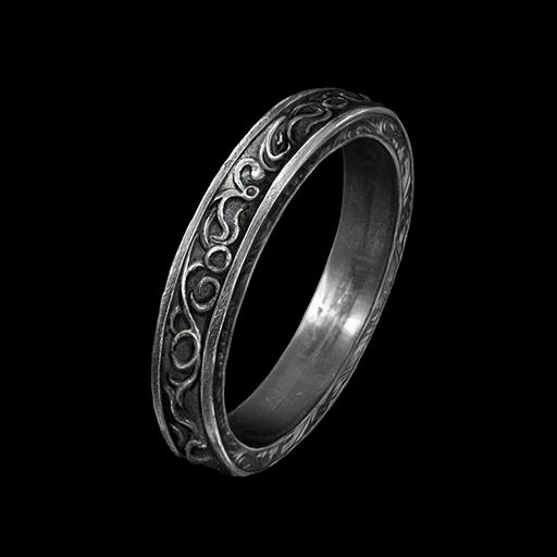 Attunement Dark Souls  Ring