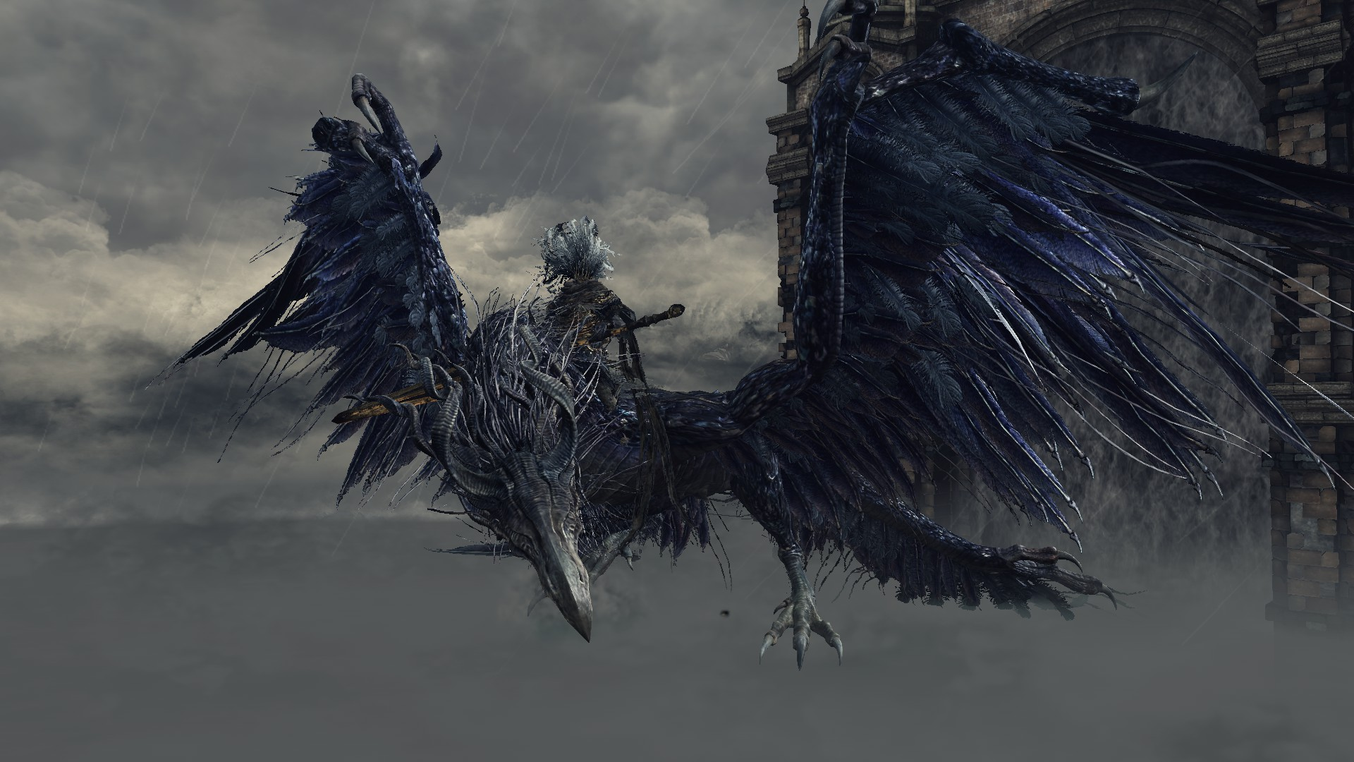 The Nameless King Darksouls3