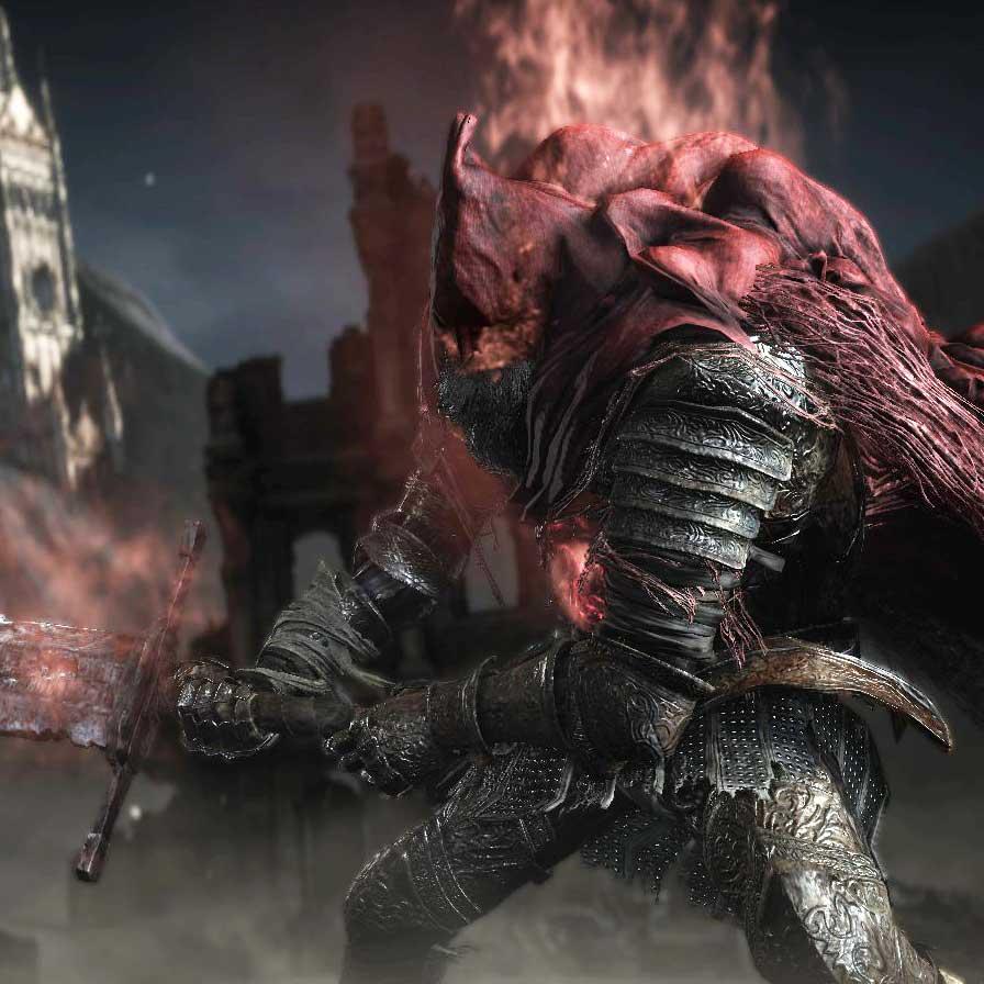 Slave Knight Gael (Boss) Image