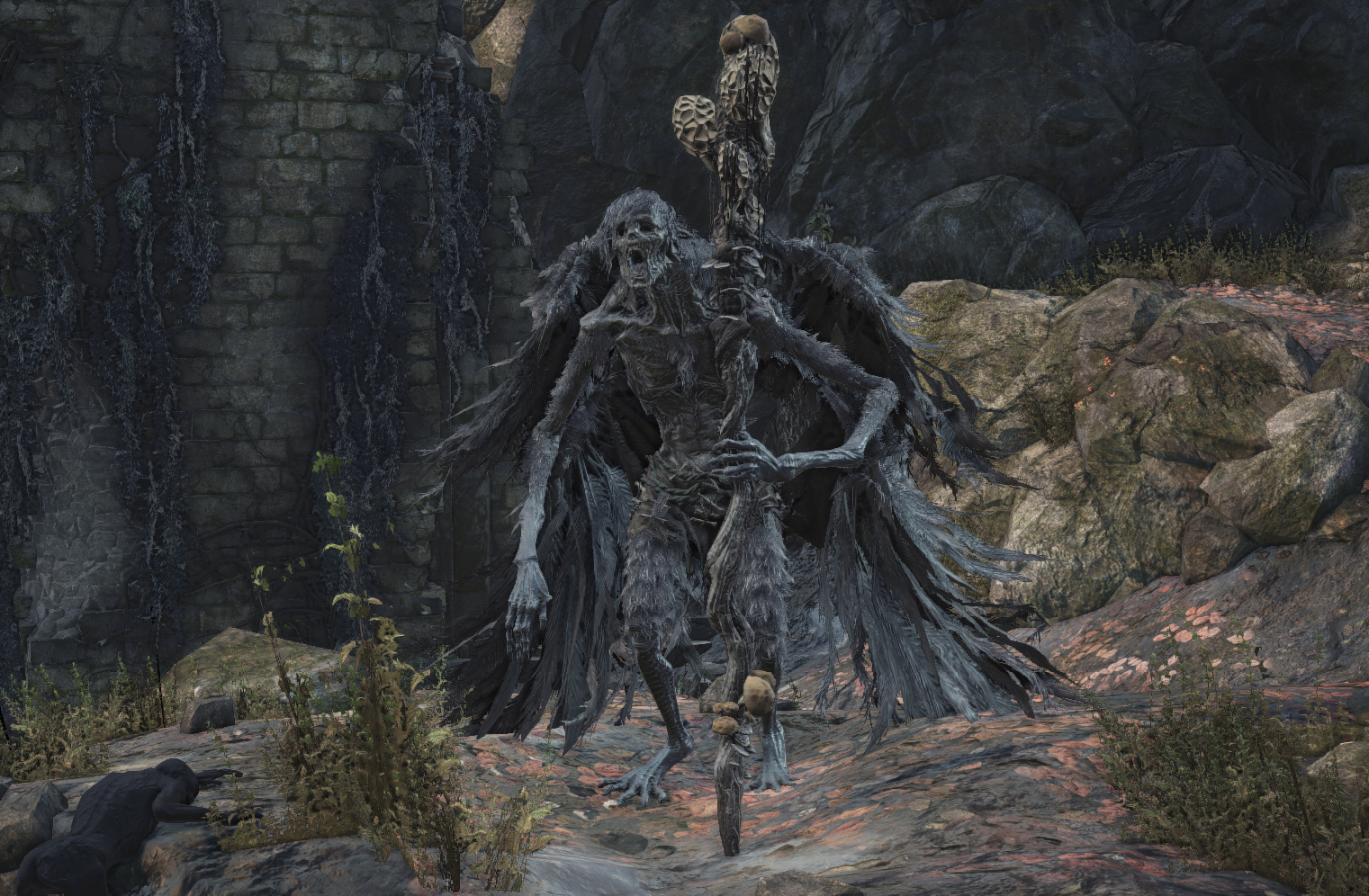 Dark Souls  Mace Build Pve