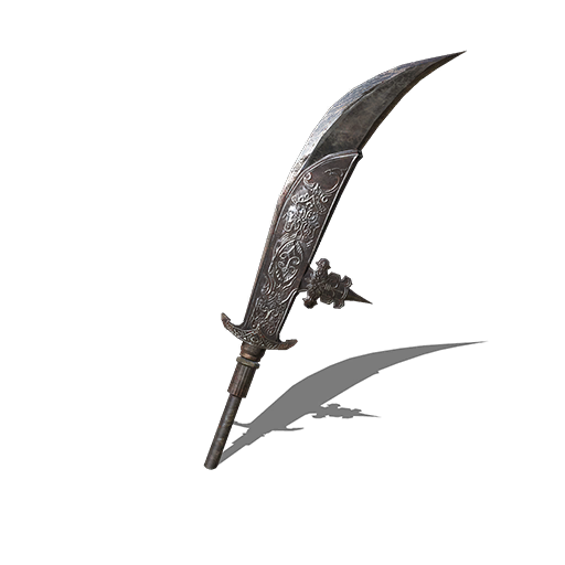 Black Knight Glaive Image