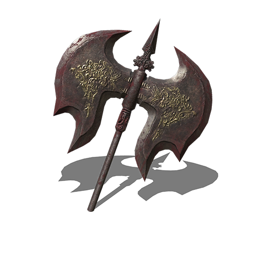 Black Knight Greataxe Image