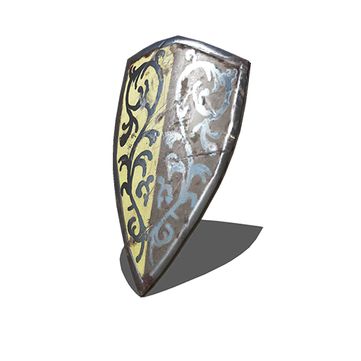 Grass Crest Shield Image
