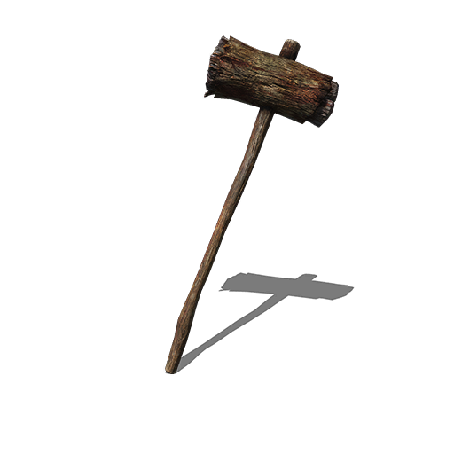 Great Wooden Hammer Image