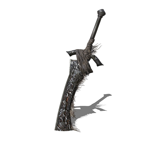 Old Wolf Curved Sword Image