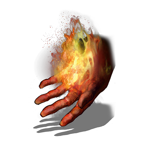 Pyromancer's Parting Flame Image