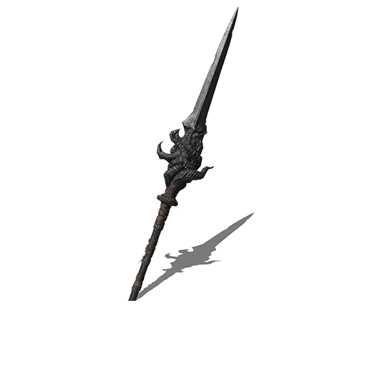 Ringed Knight Spear Image