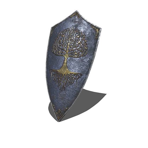 Spirit Tree Crest Shield Image