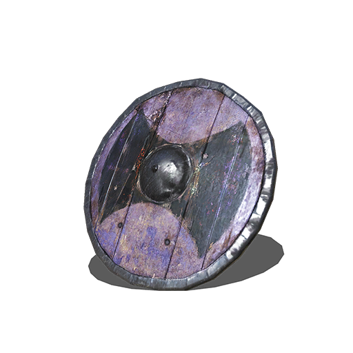 Warrior's Round Shield Image