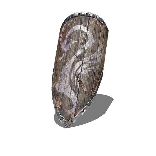 Wooden Shield Image