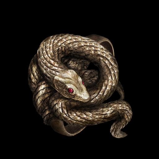 Gold Covetous Ring