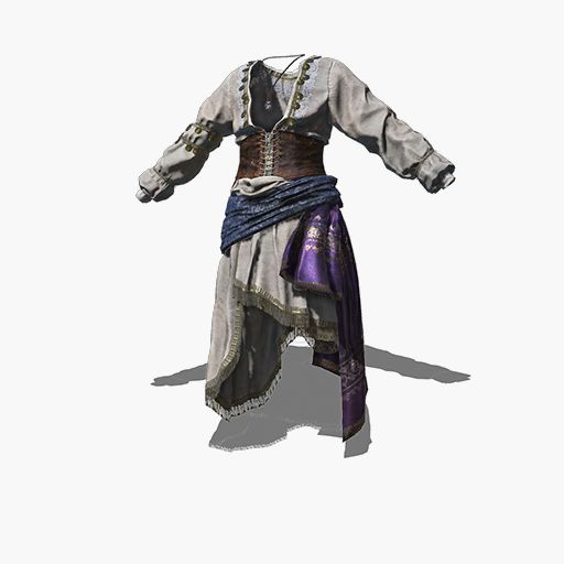 Antiquated Plain Garb Image