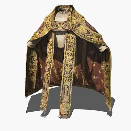 Archdeacon Holy Garb Image