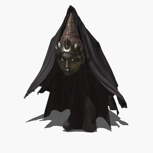 Aristocrat's Mask Image