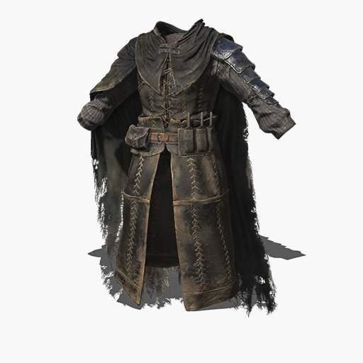 Black Hand Armor Image