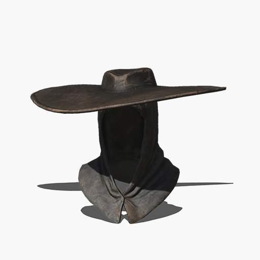 Black Hand Hat Image