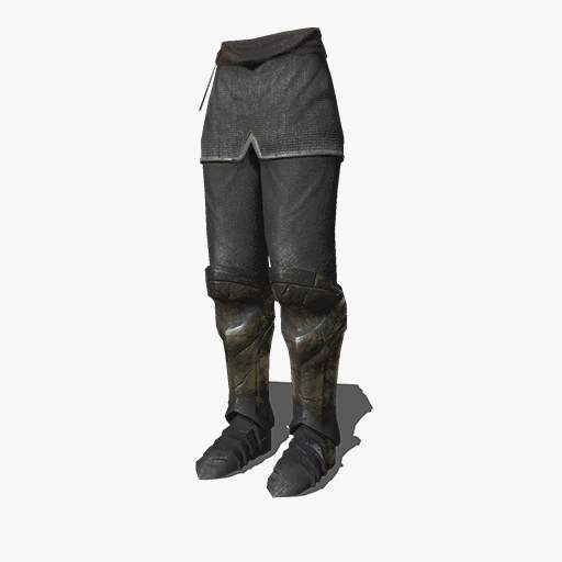Black Iron Leggings Image