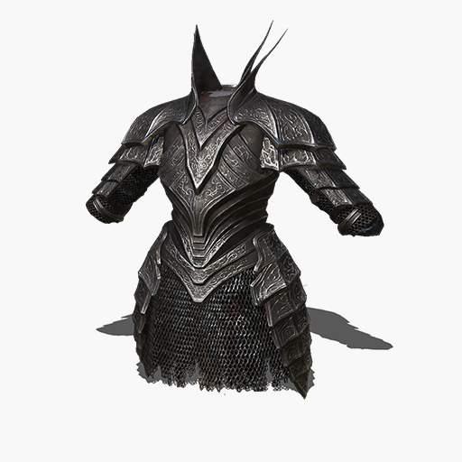 Black Knight Armor Image