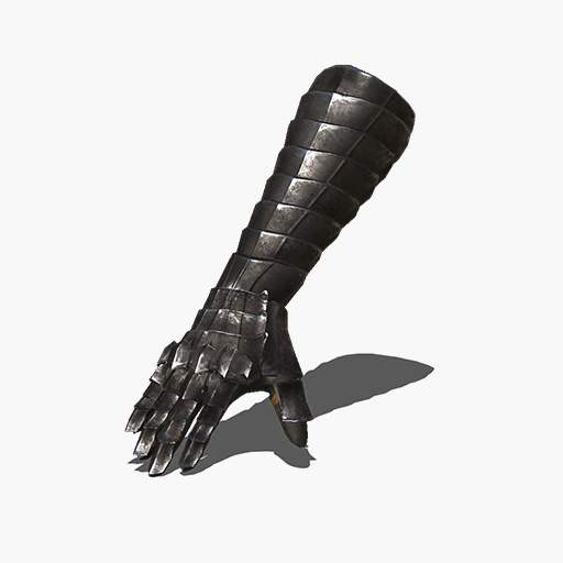 Black Knight Gauntlets Image