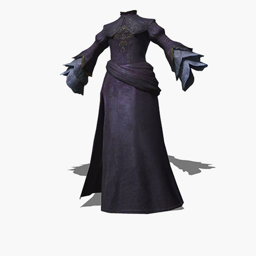 Black Witch Garb Image