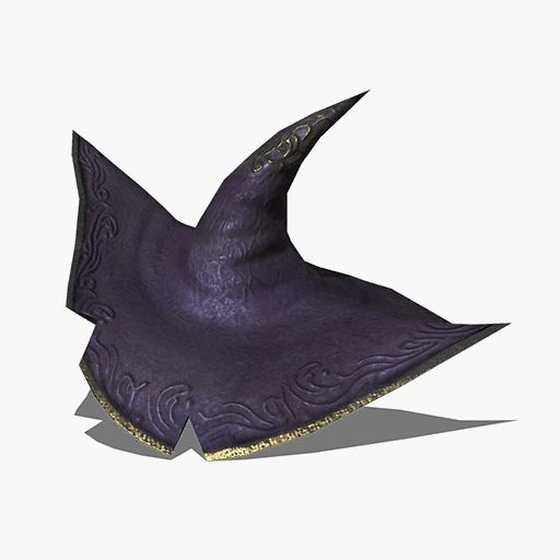 Black Witch Hat Image
