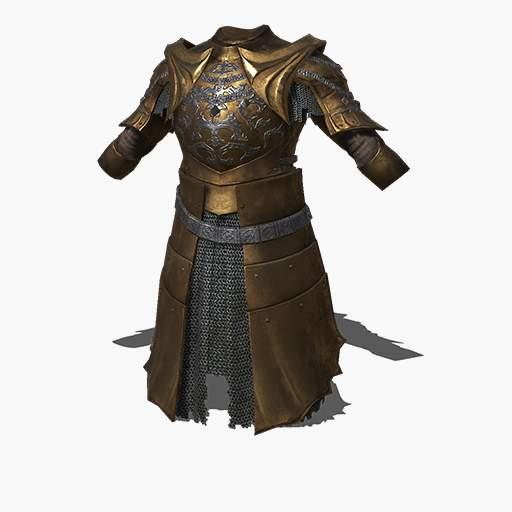 Brass Armor Image