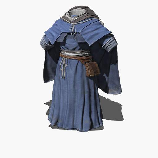 Cleric Blue Robe Image