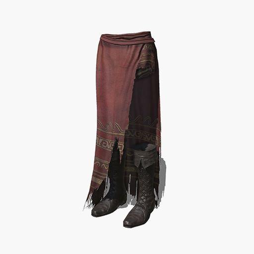 Desert Pyromancer Skirt Image