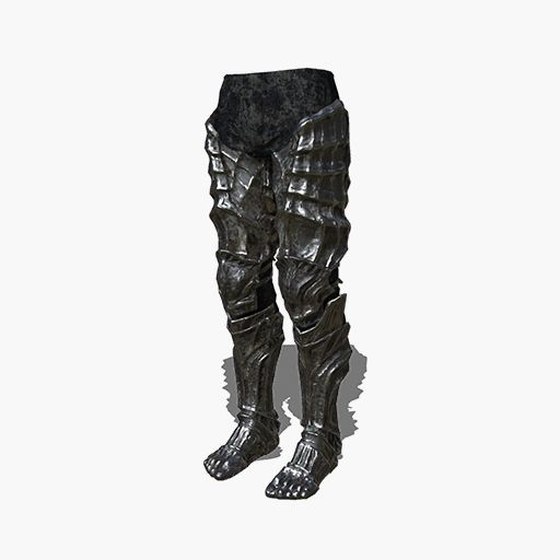 Iron Dragonslayer Leggings Image