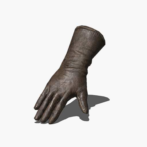 Leather Gauntlets Image