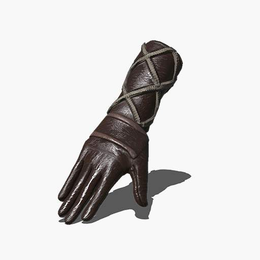 Leather Gloves Image