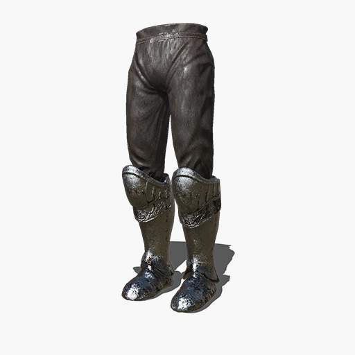 Winged Knight Leggings Image