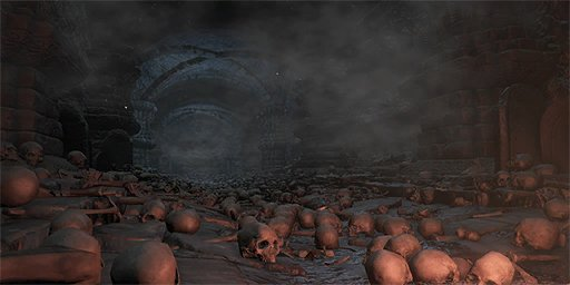 Catacombs of Carthus Bonfire Image