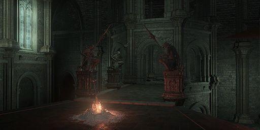 Church of Filianore Bonfire Image