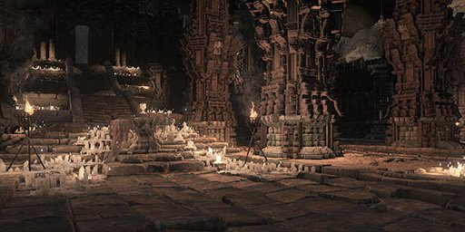 High Lord Wolnir Bonfire Image