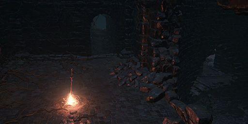 Shared Grave Bonfire Image