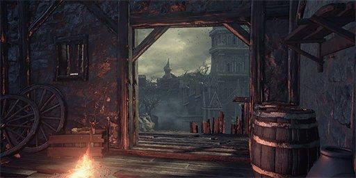 Undead Settlement Bonfire Image