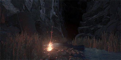 Untended Graves Bonfire Image