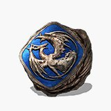 Bellowing Dragoncrest Ring Icon