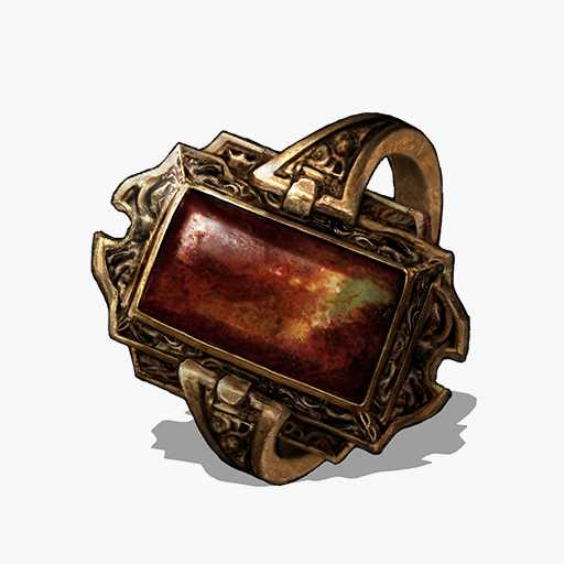 Flame Stoneplate Ring Image