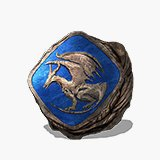 Lingering Dragoncrest Ring Icon