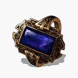 Magic Stoneplate Ring +1 Icon