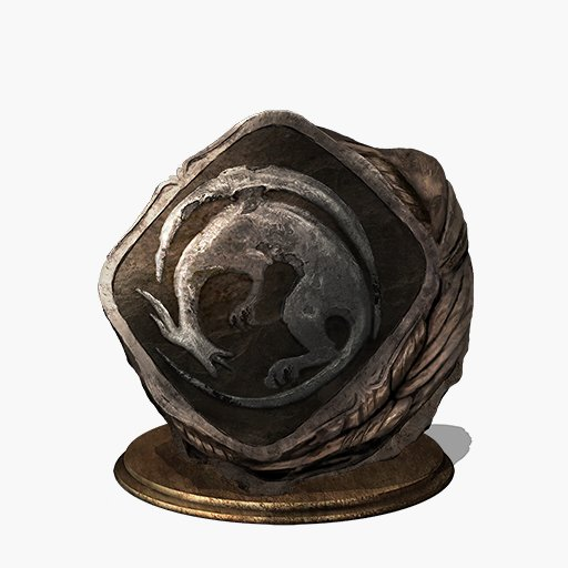Slumbering Dragoncrest Ring Image