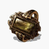 Thunder Stoneplate Ring +1 Icon