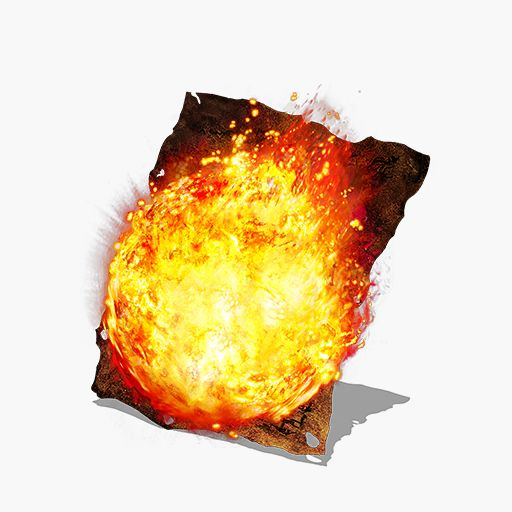 Fire Orb Image