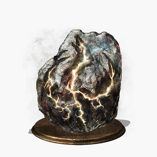 Twinkling dragon head stone darksouls