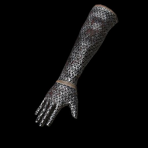 Mirrah Chain Gloves Image