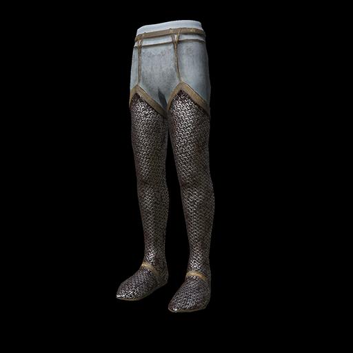 Mirrah Chain Leggings Image