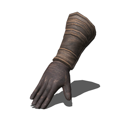 Nameless Knight Gauntlets Image
